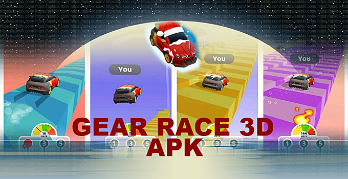 Gear Race 3D Apk