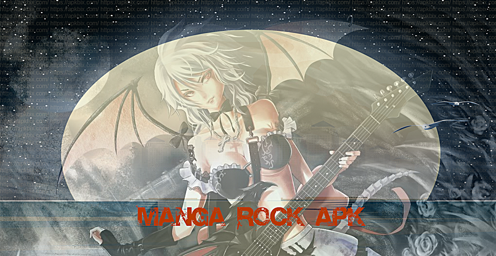 Manga Rock Apk v3.9.12 Free Download For Android