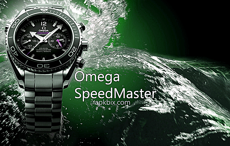 Omega-SpeedMaster