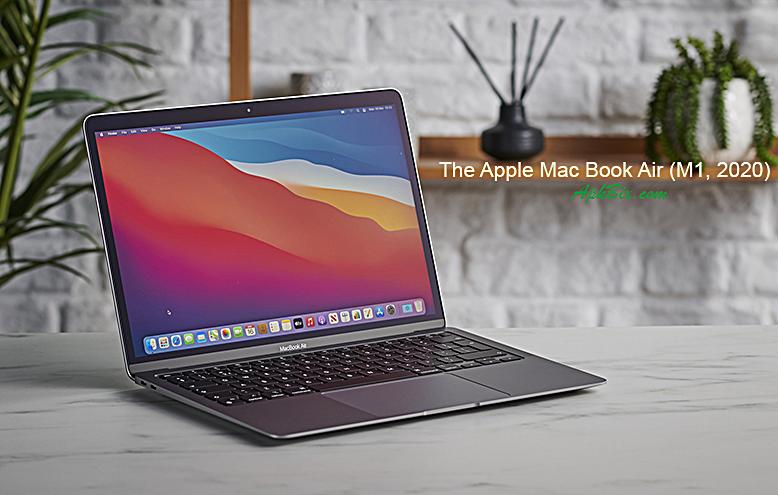 The Apple Mac Book Air