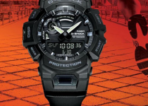Casio GBA900 G-Shock Fitness Tracking Watch with Accelerometer, Bluetooth Connectivity Launched