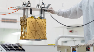 NEWSNASA's Perseverance Mars Rover extracts first oxygen from red planet