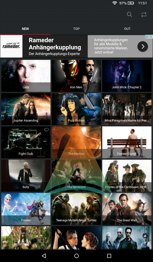 Showbox Apk v5.36 Latest Download (Official Version) For Android 1