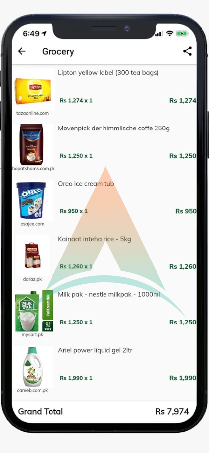 Price Meter Apk Latest v1.0.5 Download Free For Android 5