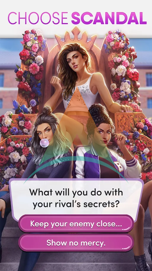 Choices MOD APK v 2.7.8 (Unlimited Keys,Diamonds) free on android 6