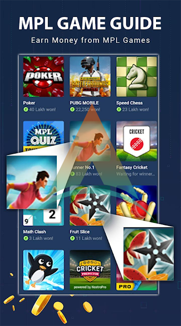 MPL Apk (Mobile premier league) Download Free For Android 1