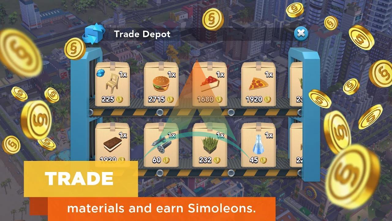 SimCity buildit mod apk v 1.35.1.97007(Money+Keys) Download on Android 5